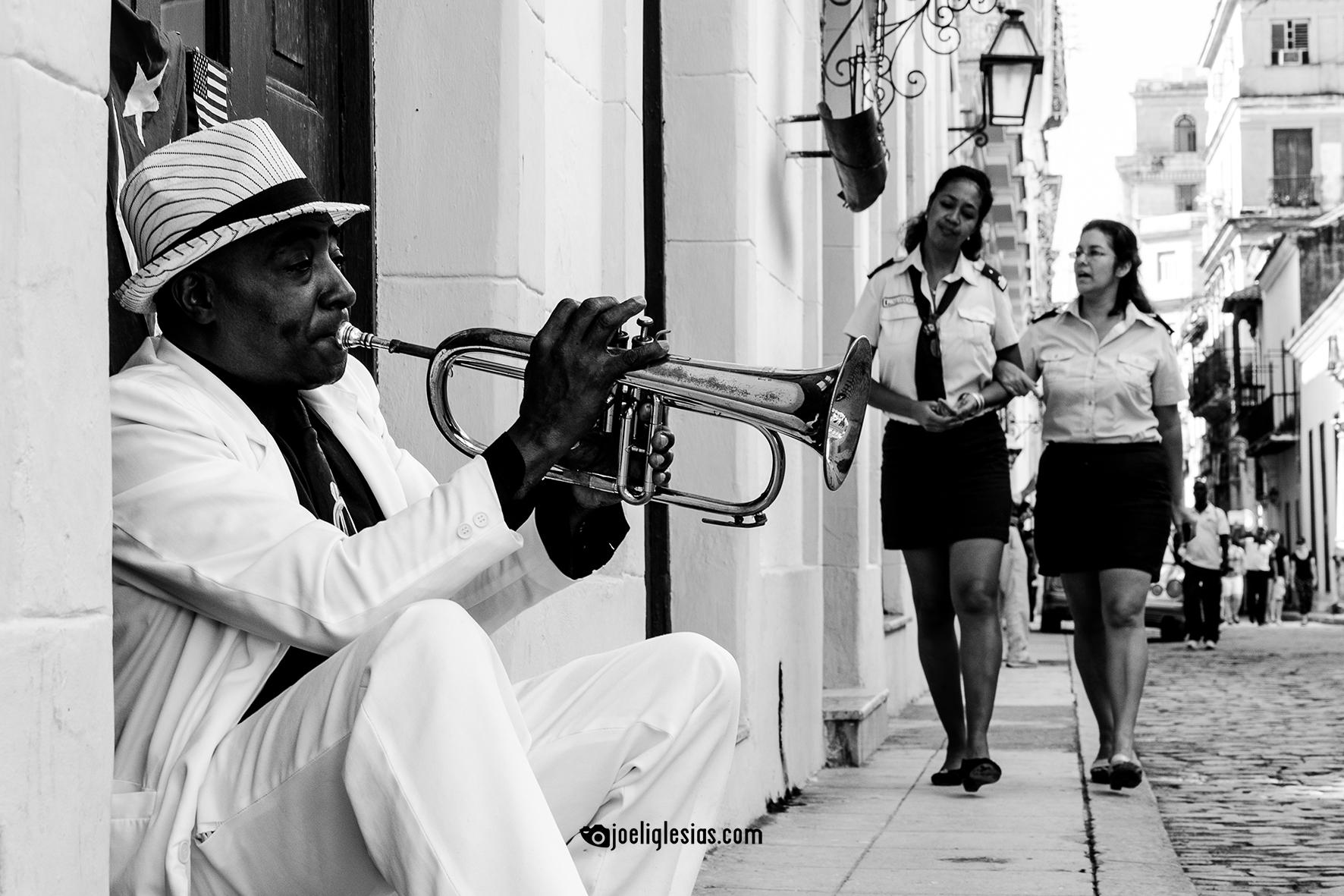 Música en la calle